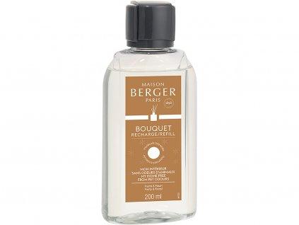 maison berger paris aroma napln do difuzéru fresh floral pet