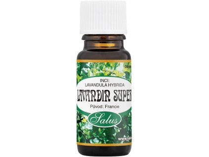 13649 saloos esencialni olej lavandin 10 ml