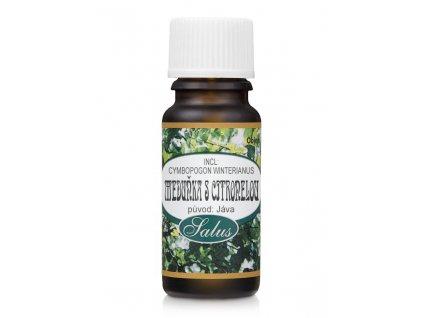 13697 saloos esencialni olej medunka s citronelou 10 ml