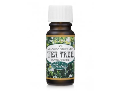 13772 saloos esencialni olej tea tree 10 ml