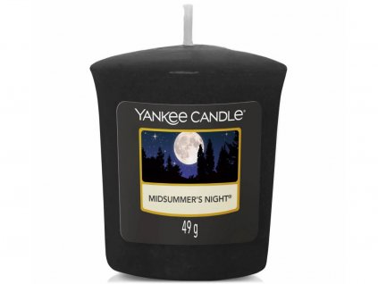 13778 yankee candle votivni svicka midsummers night