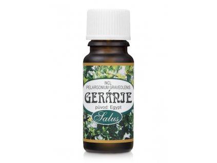 13805 saloos esencialni olej geranie 5 ml