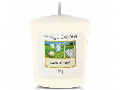 13889 yankee candle votivni svicka clean cotton