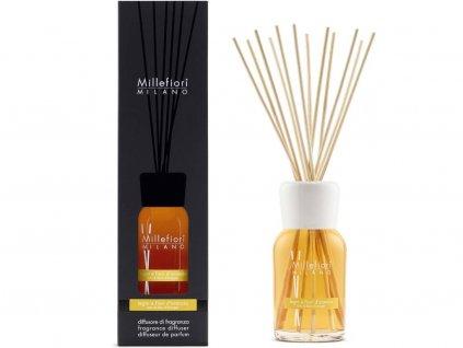 14279 millefiori natural aroma difuzer drevo a pomerancove kvety 500 ml