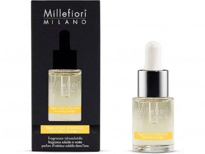 14324 millefiori natural vonny olej drevo a pomerancove kvety 15 ml