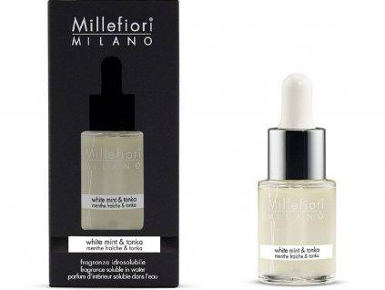 millefiori milano natural vonny olej white mint tonka
