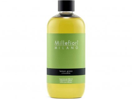 14429 millefiori natural napln do difuzeru citronova trava 500 ml