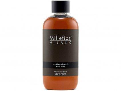 millefiori milano vanilla wood 250ml