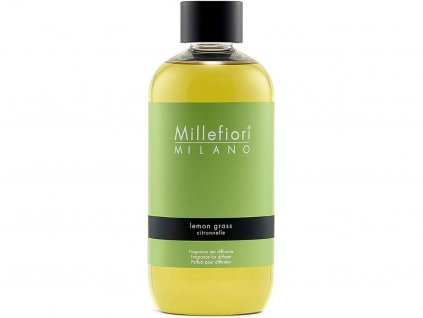 14453 millefiori natural napln do difuzeru citronova trava 250 ml