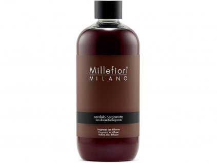 millefiori milano napln santal bergamot 500 ml