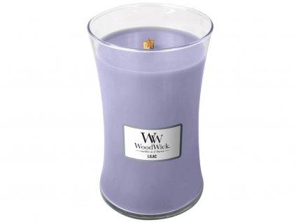 woodwick lilac velka