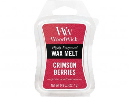 woodwick crimson berries vonny vosk