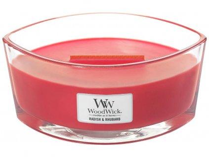 woodwick radish rhubarb lodicka