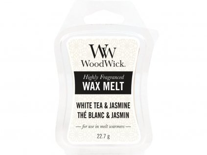 woodwick vosk white tea jasmine