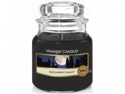 yankee candle midsummers night mala