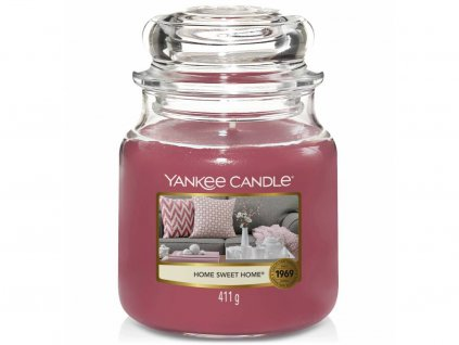 15098 yankee candle vonna svicka home sweet home stredni