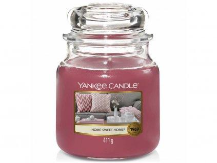 yankee candle home sweet home stredni