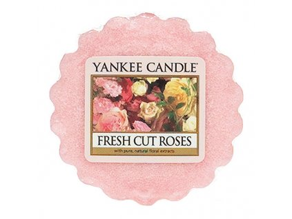 15122 yankee candle vonny vosk fresh cut roses