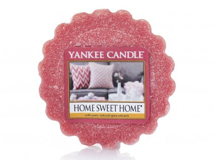 yankee candle home sweet home vosk