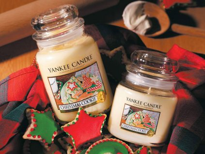 15155 yankee candle vonna svicka christmas cookie stredni