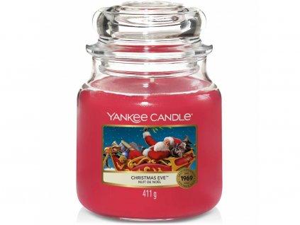 yankee candle christmas eve stredni