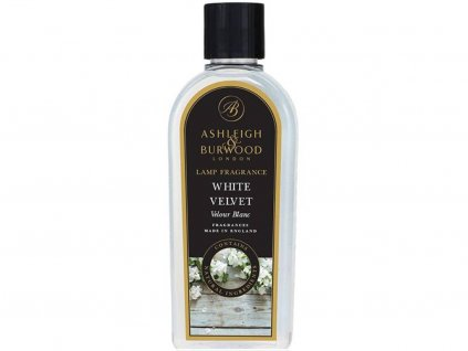 15308 ashleigh burwood napln do katalyticke lampy white velvet 500 ml