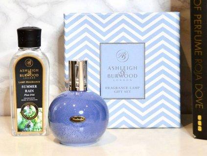 15401 ashleigh burwood katalyticka lampa blue speckle s vuni summer rain