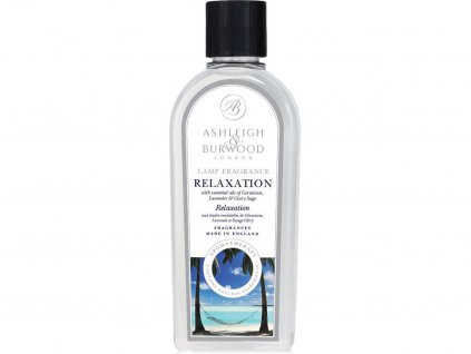 15416 ashleigh burwood napln do katalyticke lampy relaxation 500 ml