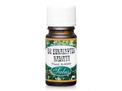 15458 saloos bio esencialni olej eukalyptus radiata 5 ml