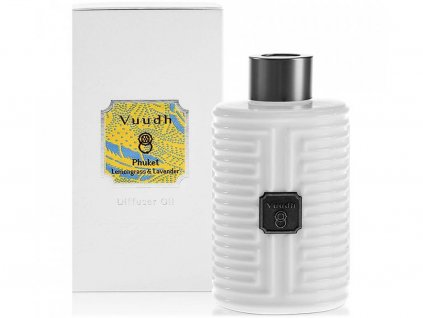 15995 vuudh shell difuzer set phuket citronova trava a levandule 200 ml