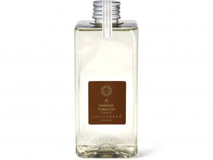 16259 locherber milano napln do katalyticke lampy habana tobacco 500 ml