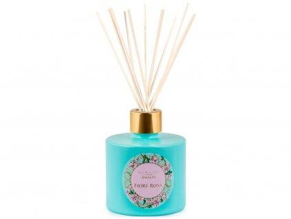16322 max benjamin amalfi aroma difuzer fiori rosa 150 ml