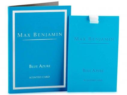 max benjamin blue azure karta