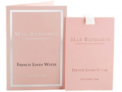 max benjamin french linen water karta