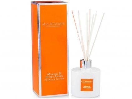 16460 1 max benjamin classic aroma difuzer mimosa sweet amber 150 ml