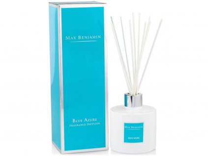 16472 1 max benjamin classic aroma difuzer blue azure 150 ml