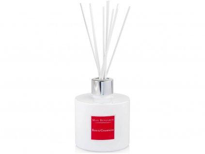 16484 max benjamin classic aroma difuzer rose champagne 150 ml