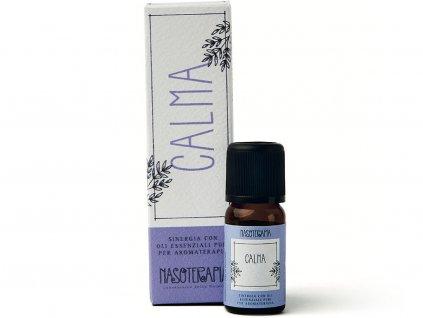 nasoterapia esencialni olej calma
