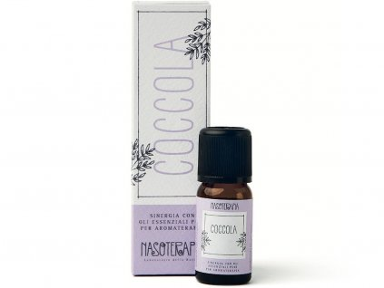 nasoterapia esencialni olej coccola