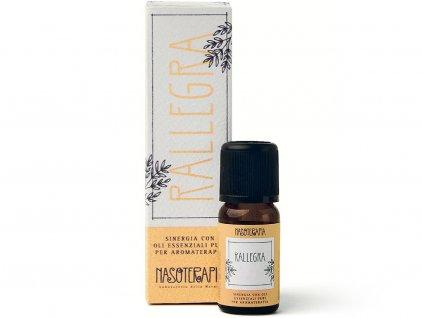 nasoterapia esencialni olej rallegra