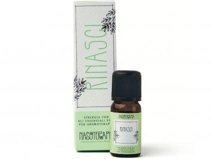 nasoterapia esencialni olej rinasci