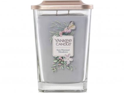 yankee candle sun warmed meadows vicko velka