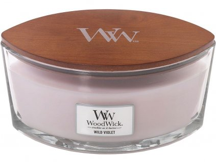 woodwick hearthwick wild violet 1