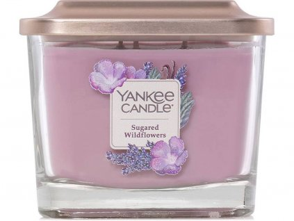 yankee candle sugared wildflowers vicko stredni