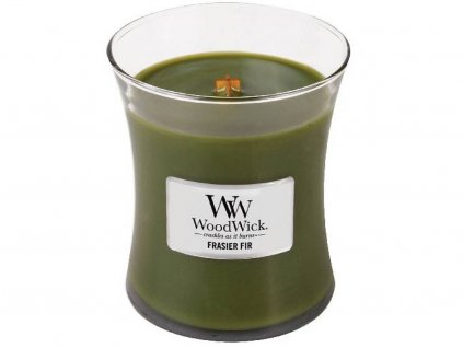 woodwick frasier fir mala