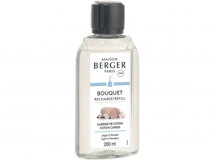 maison berger paris aroma napln do difuzéru cotton carres