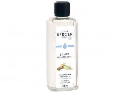 maison berger paris pure white tea 500 ml