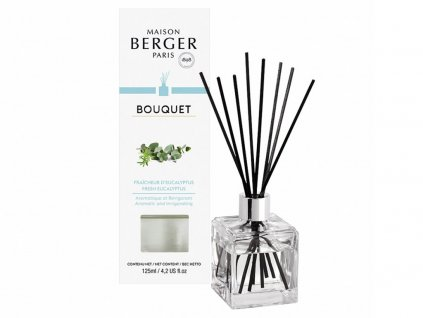 maison berger paris fresh eucalyptus 125 ml
