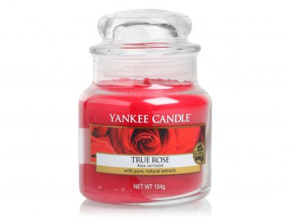yankee candle true rose mala