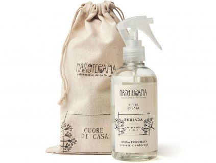 nasoterapia parfemovana voda na textil rugiada